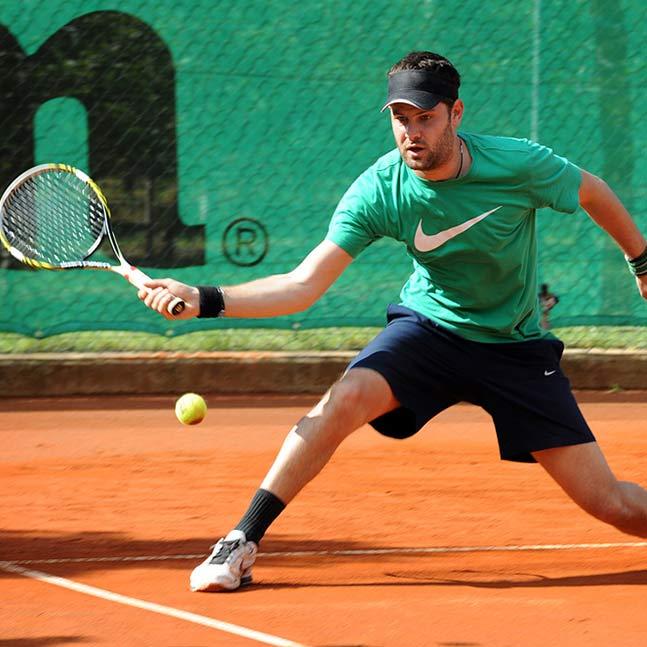 Game, Set & Match - Tennis